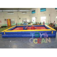 China 2 Persons Adult Inflatable Games Gladiator Jousts Jousting Arena Sport Game wholesale