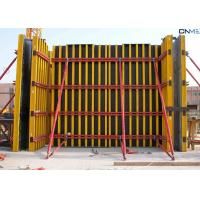 China H20 Timber Beam Wall Formwork Systems 6m Height Universal For Vertical Walls wholesale