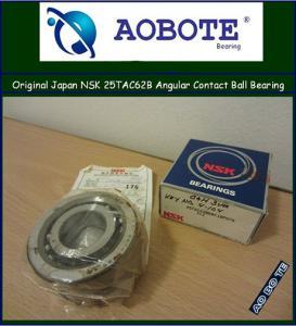 China Original Japan NSK 25TAC62BDBC 10PN7A Angular Contact Ball Bearing  wholesale