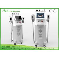 Wholesale Beautful Cooling Cryolipolysis Fat Freeze Slimming Machine With 5 Handles from china suppliers