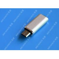 China USB 3.1 Type C Male to Micro USB Female Data Type C Micro USB 5 Pin High Speed wholesale