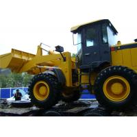 China 10000 kg End Wheel Front Loader Construction Equipment And Machinery wholesale