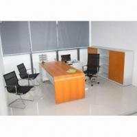 China Office Desk with Painting, Customized Designs are Accepted on sale