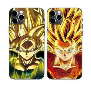 China Goku 3D Lenticular Flip Plastic Phone Case For Souvenir wholesale