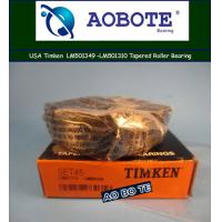 Quality M88048 stainless steel Timken Taper Roller Bearings For Airport for sale