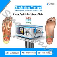 China Pain Relief Air Compressor Shockwave Therapy Machine With FDA Certification wholesale