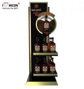 China Eye Catching Pop Merchandise Displays Store Equipment Beer Display Racks wholesale