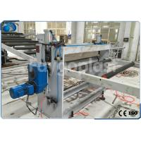 China PE / PP Geomembrane Waterproof Sheet Extrusion Line Single / Twin Screw wholesale