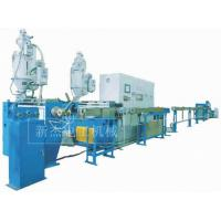 China PE,PVC,HDPE ,power wire ,power cable extrusion line wholesale