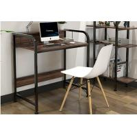 China Modern Style Desktop Pc Desk Bookshelf , Combination Desktop Computer Table Furniture wholesale