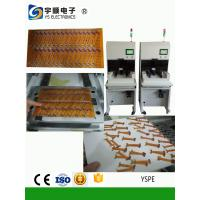 China Auto Aluminum Pcb Punching Machine In Line With 10t / 30t / 80t Hydraulic Press wholesale