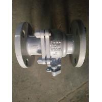 China API 6D 2 Inch 150LB Carbon Steel Floating Ball Valves For Water / Oil / Gas wholesale