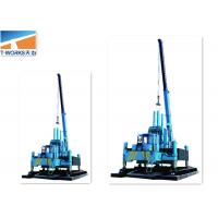Quality Silent Pile Foundation Equipment 700 Ton Customized Color 1 Year Warranty for sale
