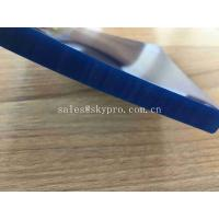 China 4.5mm Thickness Skirting Board Rubber High Wear Resistant Conveyor Belt Flat Rubber Side Seal PU Conveyor Material wholesale