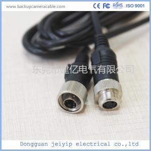 China 4 Pin Backup Camera Cable Rear View Camera Cable wholesale