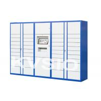 China Touch Screen Electronic Package Lockers 24 / 7 Online Support High Stability on sale