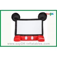 China Kids Disney Inflatable Movie Screen wholesale