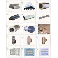 Buy cheap Marine ventilation pipe: Pre-insulated pipe,spiral reducer,air grill,sliding point, expansion joint, air diffuser from wholesalers
