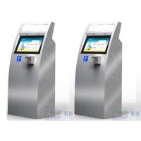 China 17 Inch Health Kiosk Touch Screen Information Pharmacy With Multimedia Speaker wholesale