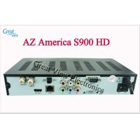 Quality 2012 lastest az america s900 hd black have in stock original for south america for sale
