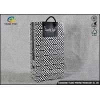 China Premium Printed Paper Shopping Bags Decorated Matte Lamination Finishing wholesale