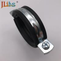 China Metal Pipe Holding Clamps Steel Clamps For Pipes Split Pipe Clamp wholesale