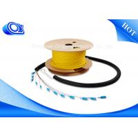 Quality 3G 4G Wireless Single Mode Armored Fiber Cable With Stainless Steel Tube for sale
