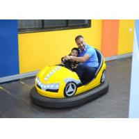China Double Seats Indoor Kids Dodgem Cars Built In MP3 Music Box Control wholesale