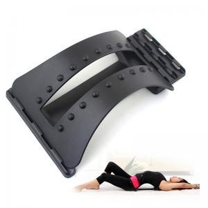 China Fitness Back Massage Stretcher , Magic Back Stretcher Multi Level Adjustment Arch wholesale