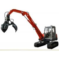 Buy cheap Electrical motor Material Handler Safe loading of shredders , rotation scrap from wholesalers
