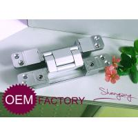 Heavy Duty Invisible Door Hinges / Zinc Alloy 180 Degree Concealed Hinge
