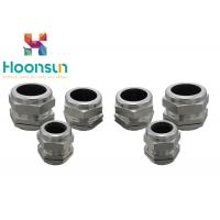 China M72 Metal Mechanical Stainless Steel Cable Gland Dustproof Salt Resistant wholesale