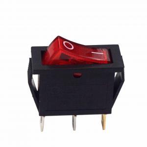 China 3Pin 2 Block 250V 3D Printer Endstop Switch Boat Rocker Supply wholesale