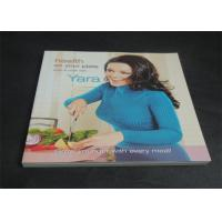 China Professional Cook Book Printing On Demand With pantone colors A4 wholesale