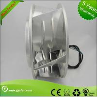 China Backward CurvedEC Centrifugal Fans Blower For Equipment Cooling CE Approved wholesale