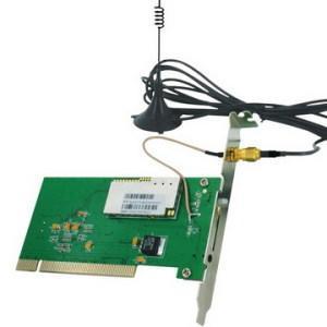 China PCI Interface UMTS GPRS Internet Modem (100HPI) wholesale