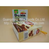 China Holiday Rectangle Malted Milk Tablets , Colored Natural Energy Candies wholesale