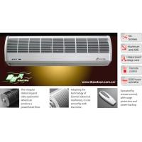 China Natural Wind Compact Air Curtains For Overhead Doors With Cross Flow wholesale