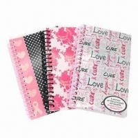 China Notebooks, Available in Various Sizes, OEM Orders are Welcome wholesale
