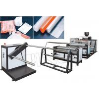 China Ruian Vinot Bubble Cell Film Making Machine  Custom Made  With Makes both air pillow and air bubbles. DY-1200 wholesale