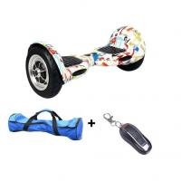 Remote Control Bluetooth 2 Wheel Electric Standing Scooter Skateboard