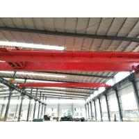 China 10 Ton Double Girder Overhead Cranes , Electric Travelling Bridge Crane wholesale