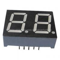 China Dual-digit 7-segment Display Common Anode on sale