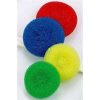 China Plastic scourer wholesale