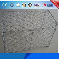 Hot Sale Factory Cheap Price Galvanized PVC Coated Gabion Retaining Wall