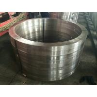 China Large Rolled Ring Forging Flange 4340 S355 Coupling With UT Detection Wind Turbines wholesale