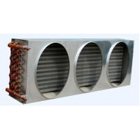 China 0.7Mpa  Propellent Longitudinal Finned Tube Coil Heat Exchangers wholesale