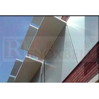 China PVDF PE Coating Durable Aluminum Architectural Panels 1220x2440mm wholesale