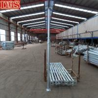 China Heavy Duty Size 0 Acrow Props Post Shore Jacks For Temporary Building Supports wholesale