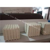 China 1500 - 6000 Capacity Paper Egg Crate Making Machine For Egg Trays / Egg Cartons / Egg Box wholesale